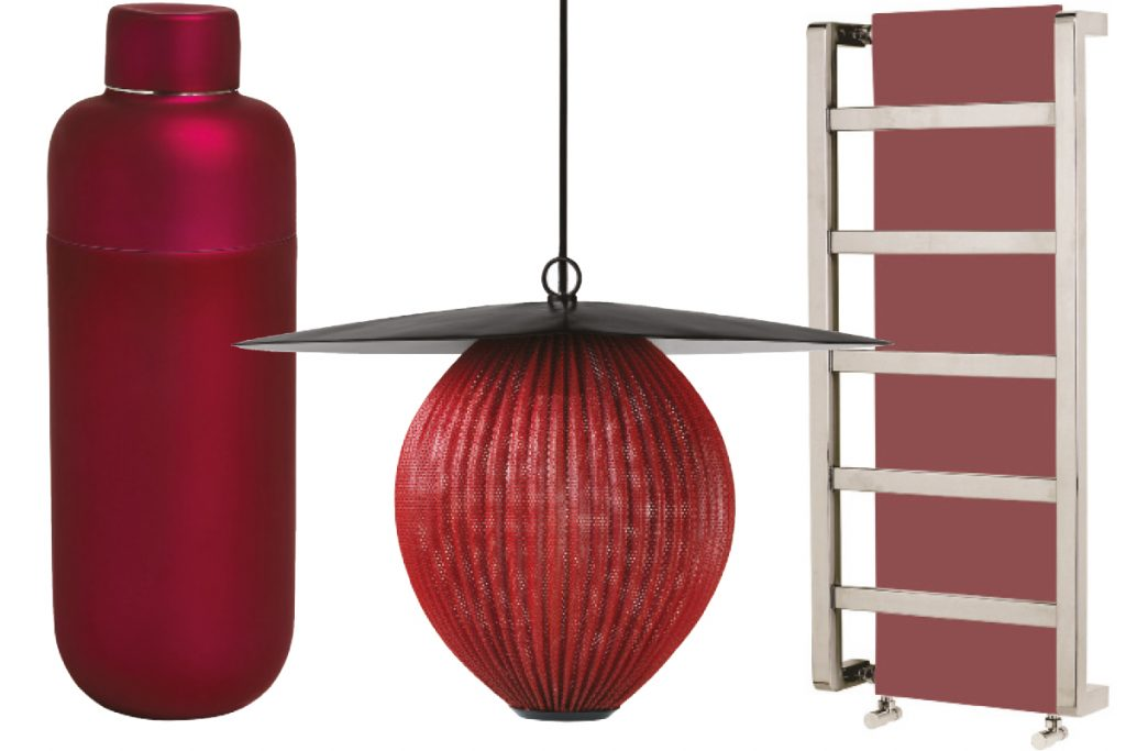 john-lewis-cocktail-shaker-red-pendant-light-and-towel-rail