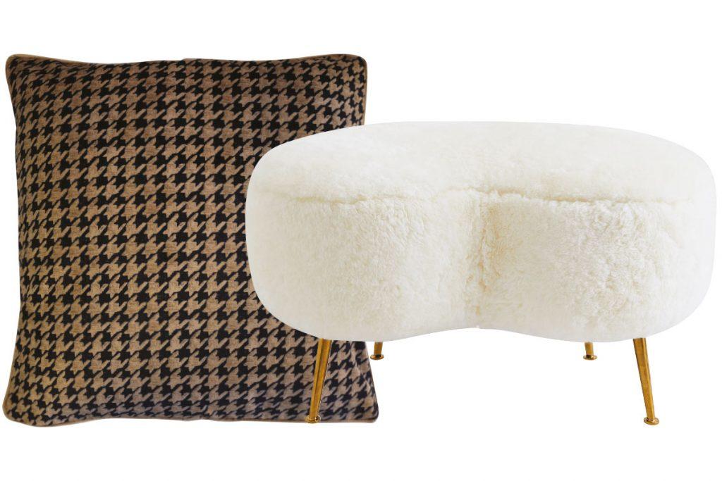 houndstooth-pattern-pillow-jonathan-adler-stool