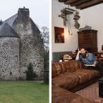 kilmartin-castle-exterior-and-living-room