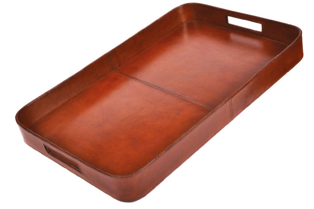 solid-leather-tray