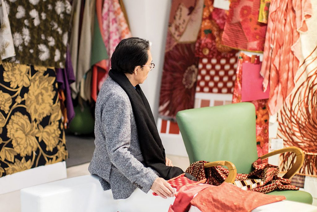 Kenzo-Takada-in-paris-showroom