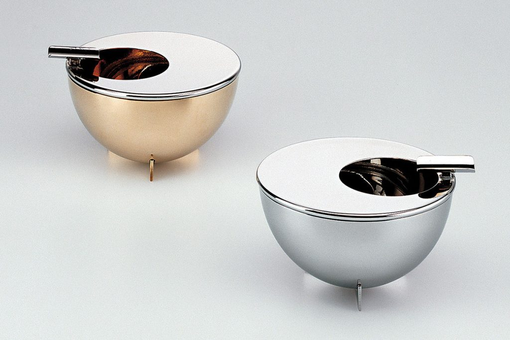 Alessi-Ashtray-by-Marianna-Brandt-for-Alessi,-£115