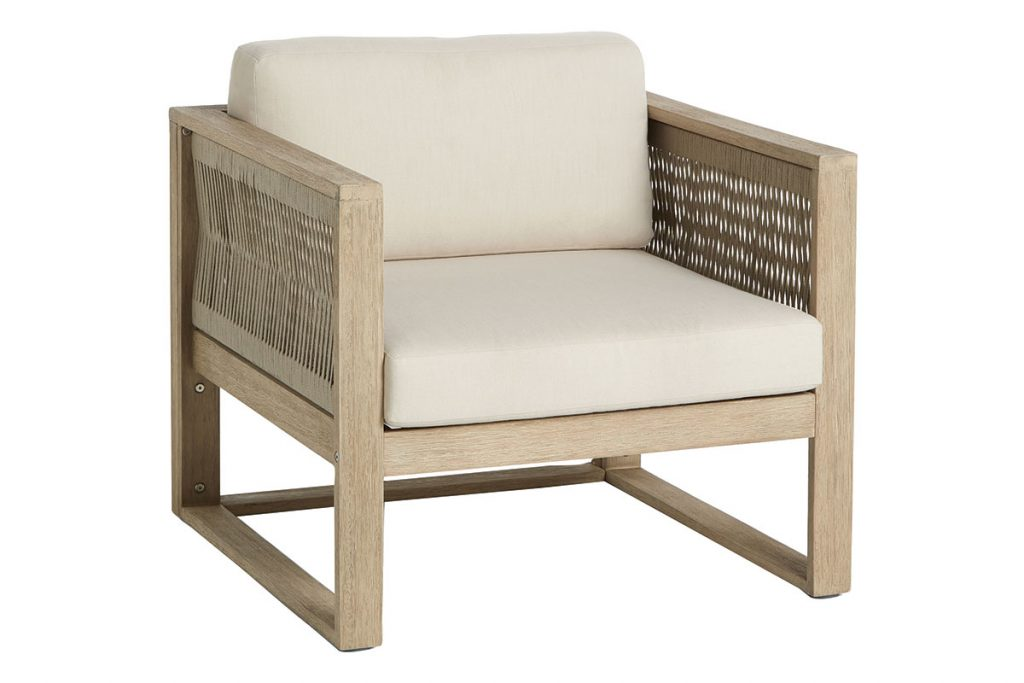 John-Lewis-&-Partners-St-Ives-Rope-Garden-Armchair-with-Cushions,-FSC-Certified-(Eucalyptus-Wood),-Natural,-£349