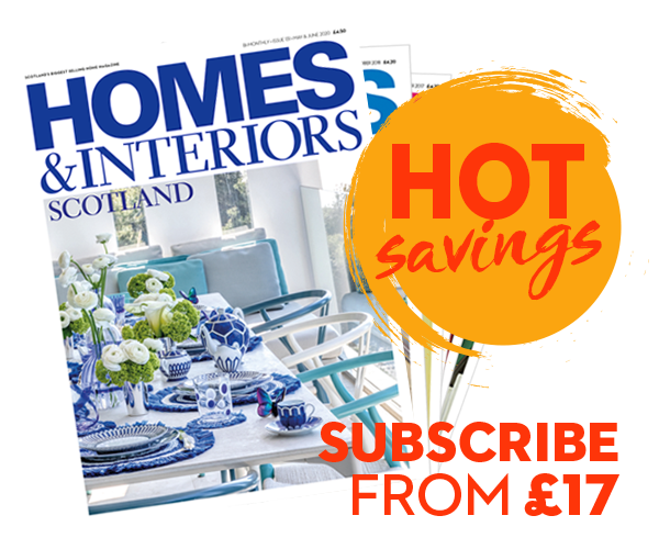 Homes & Interiors Scotland magazine