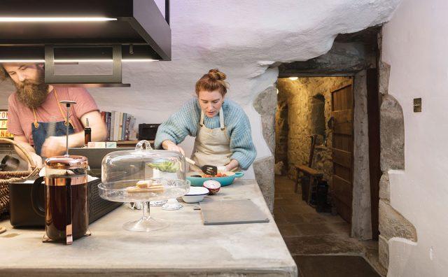 1Stef-and-Simon-host-breakfast-at-Kilmartin-Castle.jpg