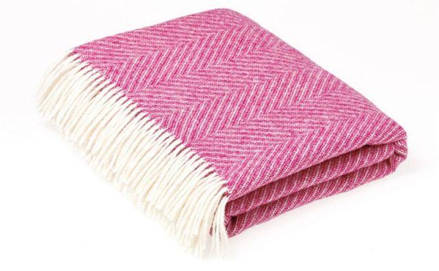 Bronte-by-Moon-Shetland-Herringbone-throw-cerise-pink-£75-2.jpg