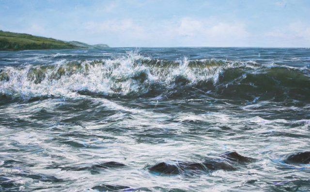 Castle-Gallery-Inverness-Vernon-Jones-tumbling-wave-scottish-highlands-60-x-120cm-acrylic-on-linen.jpg