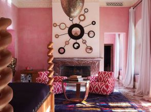 Colour is key in this vibrant, eclectic hotel that celebrates Moroccan craft and culture