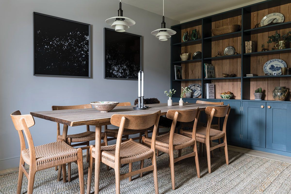Kennels-Cottage-Scotland-dining-table-with-rattan-chairs.jpg