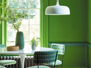 New paint that'll leave you green with envy