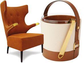 Essentials: lush leather