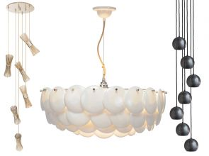 Hang in there with these sensational statement lights
