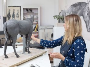 This Life: Frippy Jameson, sculptor