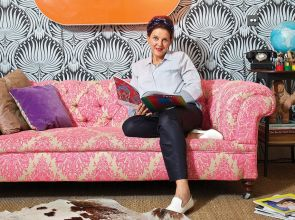 An interview with Joa Studholme, colour curator at Farrow & Ball