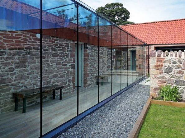 This award-winning project in North Berwick gives new life to former farm buildings